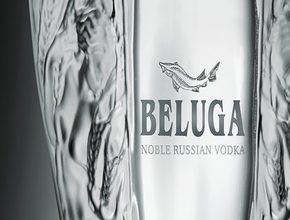 Производитель алкоголя Beluga увеличил отгрузки на 2,5% в 1 пол 18/17гг