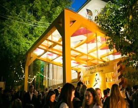#JohnnieFizz Bar: новый формат летних фестивалей