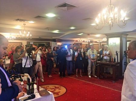 Итоги V Черноморского Форума Виноделия: Кавказ, Крым и Балканы встретились в Варне