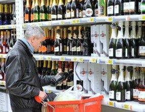 В ГД предложили запретить продажу алкоголя в продуктовых магазинах на открытых полках