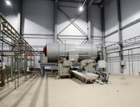 В Дербенте открылся винно-коньячный завод