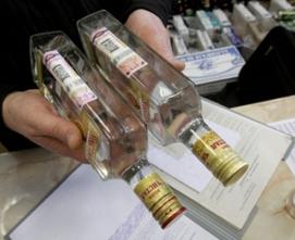 В Союзе производителей рассказали о доле нелегального алкоголя на рынке