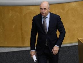 Силуанов: собираемость налогов в России выросла на 12% в 2017 году