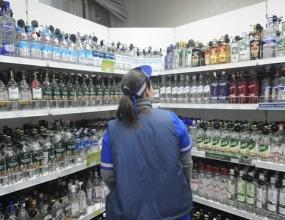 Минфин предложил повысить МРЦ на водку до 215 рублей за пол-литра