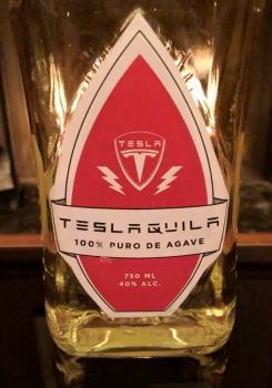 СМИ: Tesla подала заявку на патент торгового знака Teslaquila. ФОТО