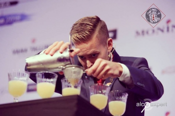 67-й Чемпионат мира среди барменов World Cocktail Championships 2018. ФОТО