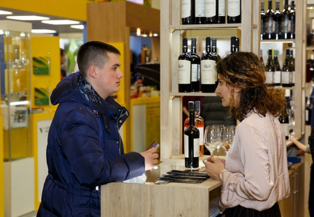 Алкогольный рынок преодолел кризис?  Ответ – на «ПРОДЭКСПО-2019». ФОТО