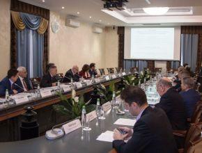 Заседание Общественного совета при Росалкогольрегулировании