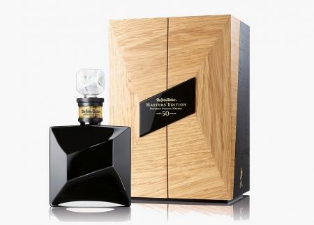 Johnnie Walker представил 50-летний виски Masters' Edition