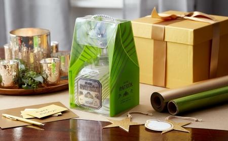 Patrón Tequila выпускает лимитированную серию коллекционных бутылок.
