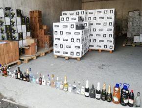 РАР: В Беслане пресечена деятельность трех нелегальных площадок по производству и обороту алкогольной продукции