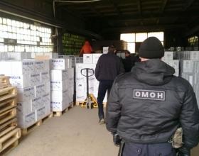 Росалкоголь: в России за 9 месяцев из нелегального оборота выведено более 52 млн бутылок алкоголя