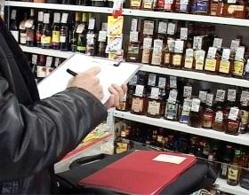 Более 3,8 тыс. единиц алкогольной продукции изъяли за декабрь в ходе проверок столичных магазинов