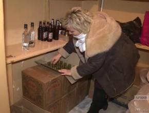 За торговлю алкоголем без лицензии липецкие бизнесмены заплатят 4,5 млн рублей
