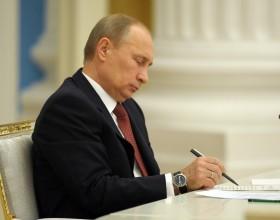 Путин подписал закон о запрете оборота и производства порошкового алкоголя