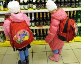 В Госдуме предложили родителям первыми дать детям попробовать алкоголь и обезопасить их от суррогата