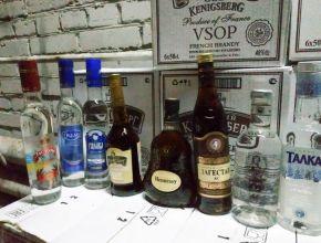 РАР: Нелегальный склад алкоголя ликвидирован в подмосковном Королёве