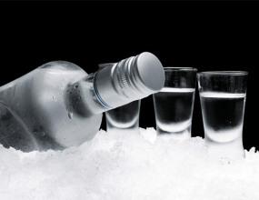 Россия планирует продвигать новых производителей премиальной водки в Европу