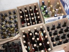 В КазАлко обеспокоены ростом контрабандного алкоголя из Кыргызстана