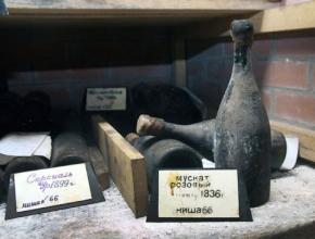 Без бутылки крымского вина в Книге Гиннесса не разберёшься