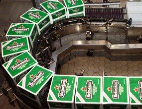 Heineken оптимистично оценивает перспективы в 19г на фоне роста