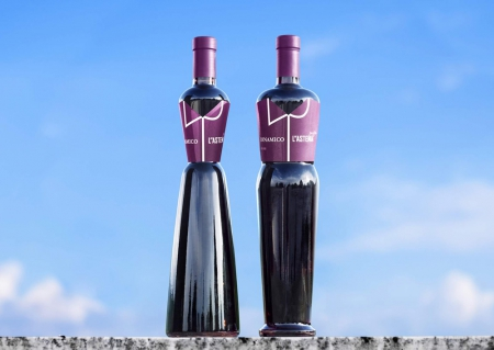 Исключительная упаковка для исключительного вина Barolo. ФОТО