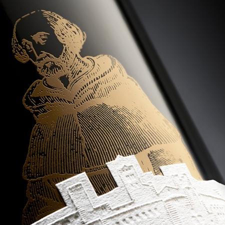 Монашеское вино Pere de Novas. ФОТО