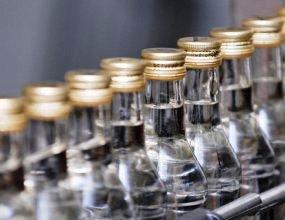 Рост производство водки в РФ за 2 месяца составил 8,2%, коньяка - 29%
