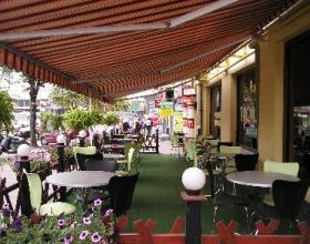 В Москве с 1 апреля стартует сезон летних кафе