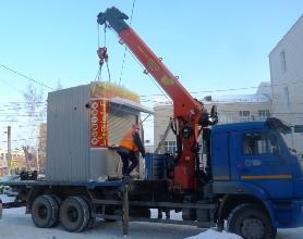 До 1 апреля в Омске вынесут тысячу киосков