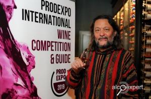 Международный конкурс PRODEXPO INTERNATIONAL WINE COMPETITION&GUIDE