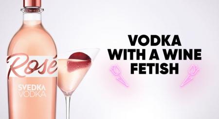 SVEDKA добавляет вино в водку. ФОТО