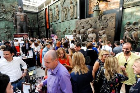 Фестиваль Луки Марони в Москве – не только вино
