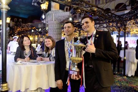 30 марта пройдет финал XIX Российского Конкурса Сомелье. ФОТО