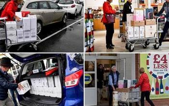 DM: британцы зачастили во Францию с «алкогольными круизами» — запасаются спиртным на случай брексита