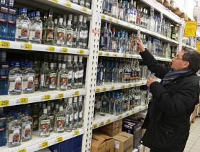 Розничная продажа алкоголя в РФ в 1-м квартале увеличилась почти на 2%