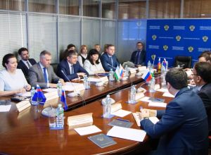 РАР: Встреча с делегацией Республики Узбекистан