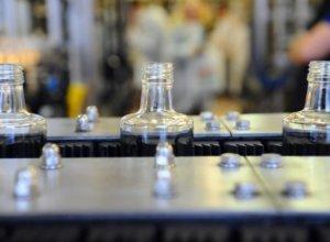 Производство спирта в Латвии за три месяца сократилось на 18,5%