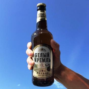 Пивоваренный завод в Чистополе выпустил пиво «Белый Кремль Легкое»